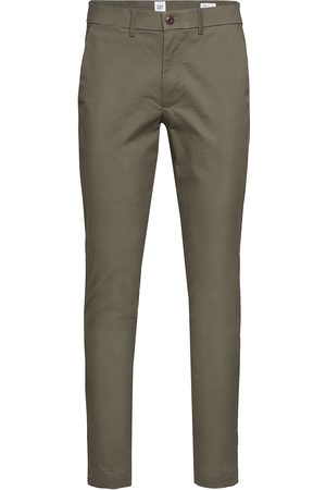 GAP Man Chinos - Modern Khakis In Slim Fit With flex Chinos Byxor