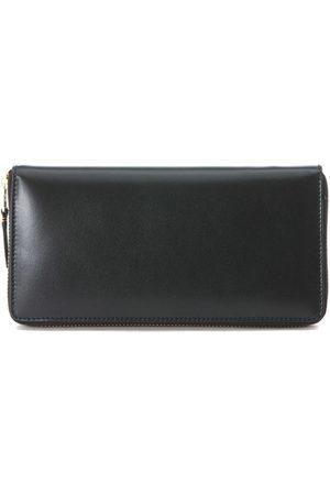 Comme des Garçons Black Long-Zip Around Wallet