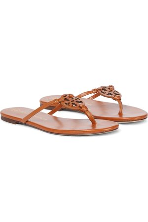 Tory Burch Kvinna Sandaler - Miller leather sandals