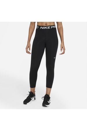 Nike Korta leggings Pro 365 med mellanhög midja för kvinnor