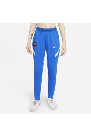 Nike Kvinna Strumpbyxor - Fotbollsbyxor FC Barcelona Strike Dri-FIT för kvinnor