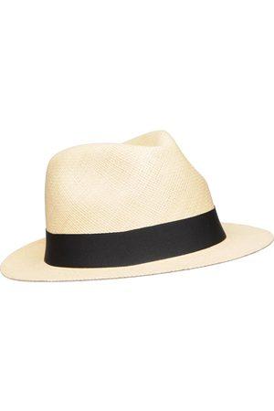 Wigens Panama Hat Accessories Headwear Bucket Hats Beige