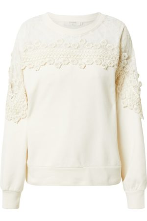 Cream Sweatshirt 'Kalanie