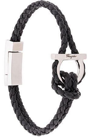 Salvatore Ferragamo Man Armband - Gancini armband