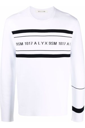 1017 ALYX 9SM Man Sweatshirts - Tröja med logotyp