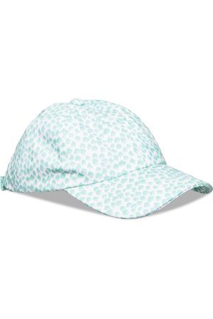By Malina Barn Kepsar - Mini Cap Accessories Headwear Caps Grön