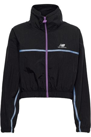 New Balance Kvinna Bomberjackor - Athletics Tokyo Nights Mesh Bomber Outerwear Sport Jackets