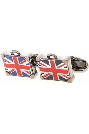 Paul Smith Man Manschettknappar - Flag Suitcase Cufflinks