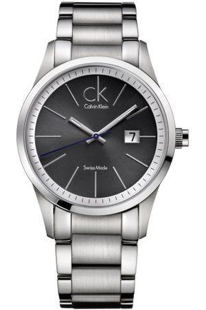 Calvin Klein Herrarmbandsur djärvt stål K2246107