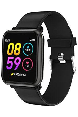Trevi Unisex digital klocka för vuxna med gummiarmband 0TF210