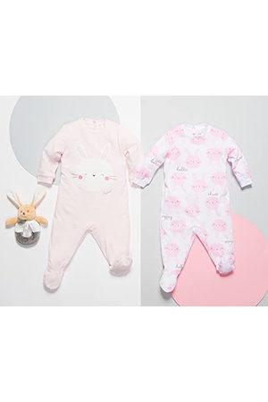 chicco Baby, flicka, småbarn, pyjamas
