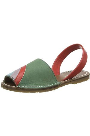 Joules Flickors Nova sandal, Khaki - 2 UK Child
