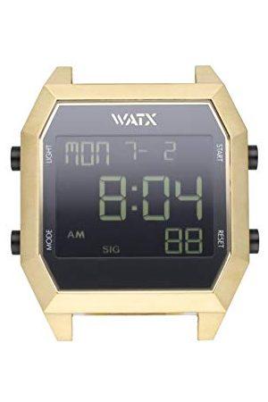 WATXANDCO METAL Unisex vuxna lådor för klockor - WXCA4101