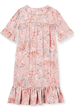 Noa Noa miniature Kvinna Klänningar - Noa Noa miniatyr flicka mini blommig viskos kort ärm, knälång klänning