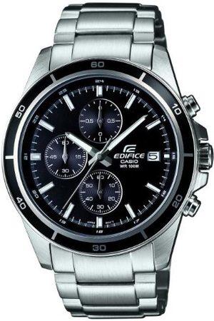 Casio Analog kvartsklocka för män med armband i rostfritt stål EFR-526D-1AVUEF