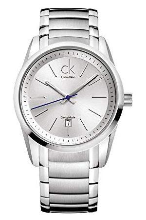 Calvin Klein Calvin liten herrarmbandsur XL vingmate analog rostfritt stål K9511104