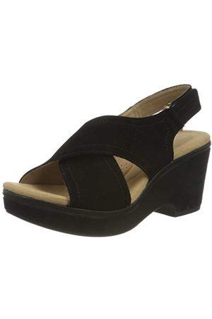 Clarks Dam Giselle Cove klackad sandal