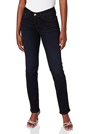 Cross Jeansbyxor för damer straight Leg jeansros