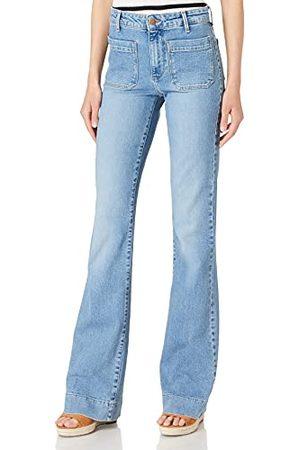 Wrangler Herr flare jeans