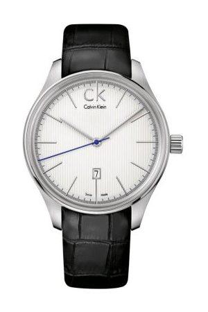 Calvin Klein Calvin liten herrarmbandsur XL gravitation analog läder K9811138