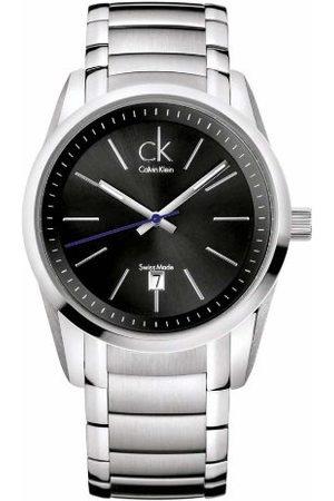 Calvin Klein Calvin liten herrarmbandsur XL vingmate analog rostfritt stål K9511226