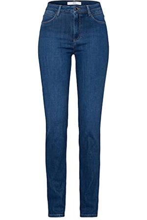 Brax Damstil Shakira free-to-move jeans, Slightly Used Regular Blue (korta storlekar), 44 SE