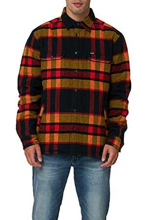 Wrangler Herr vadderad overshirt tröja