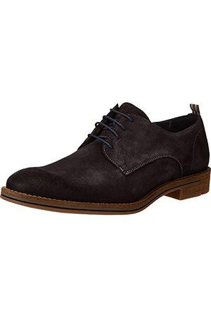 Lloyd Dakota uniform klänning sko för män, Hav - 44 EU