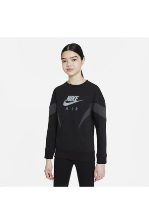 Nike Flicka Hoodies - Sweatshirt i frotté Air för ungdom (tjejer)