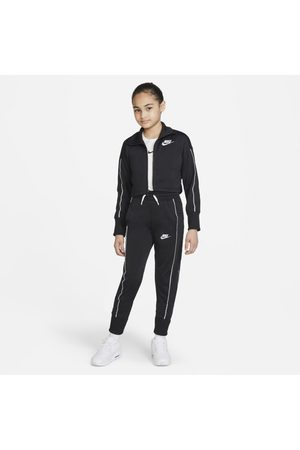 Nike Tracksuit Sportswear med hög midja för ungdom (tjejer)