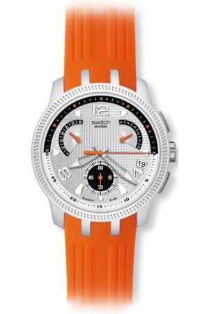 Swatch Herrarmbandsur Bring Back Yrs405 med armband i rostfritt stål