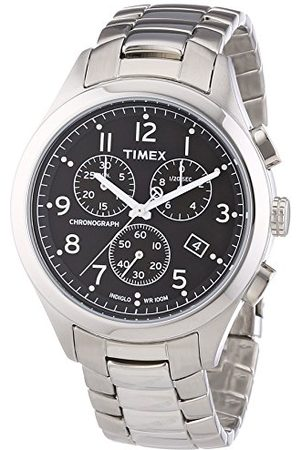 Timex Herrarmbandsur XL kronograf klassisk analog kvarts T2M469PF