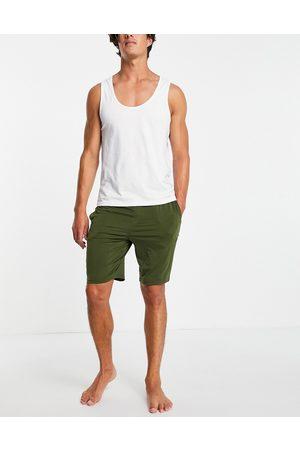 Calvin Klein CK One – Gröna pyjamasshorts- /a