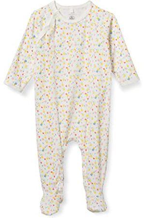 Petit Bateau Baby-flicka nattlinne