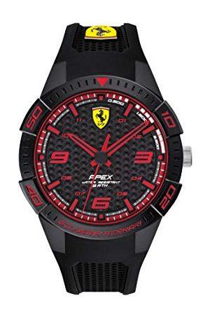 Scuderia Ferrari Kvartsur med silikonarmband 830747