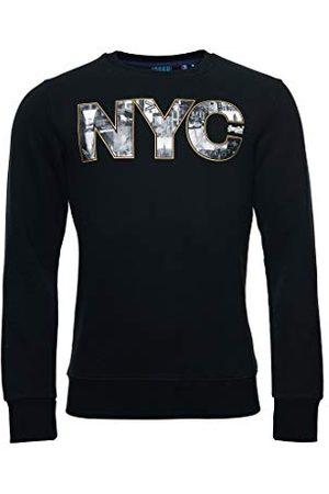 Superdry Herr Vl NYC Photo Crew Sweater