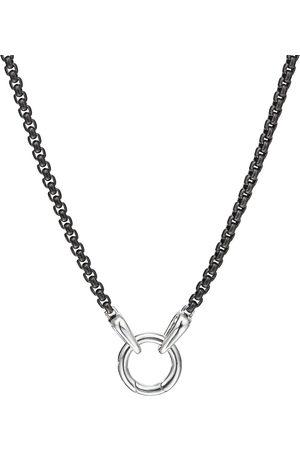 David Yurman 13.5mm charm necklace