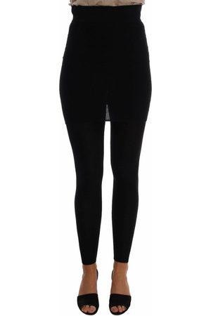 Dolce & Gabbana Cashmere Silk Stretch Tights Stockings