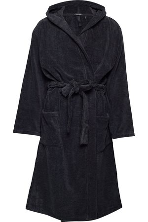 Schiesser Man Badrockar - Bath Robe Morgonrock Badrock
