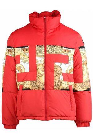 Versace Greca Barocco Down Jacket