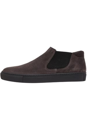 Bianco Man Sneakers - Biaajay Mockasneakers Man