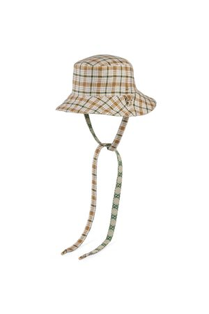 Gucci Reversible hat in GG canvas
