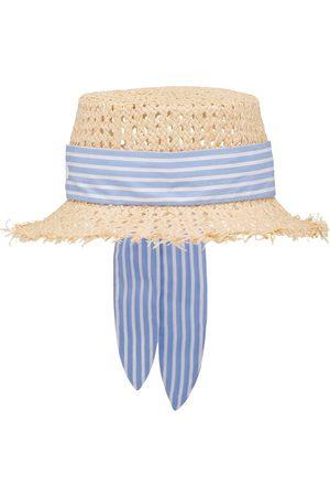 Miu Miu Kvinna Hattar - Hatt med randdetalj