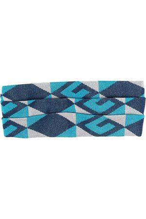 Gucci Hårband med geometriskt mönster