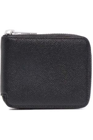 Maison Margiela Liten plånbok med dragkedja