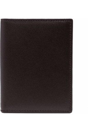 Comme des Garçons Klassisk vikt plånbok med korthållare