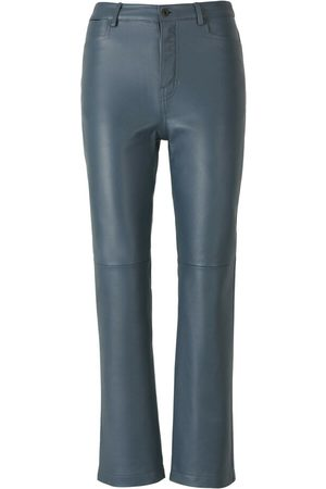 Proenza Schouler Straight Leather Pants