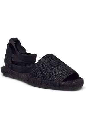 MANGO Natural Sandaletter Expadrilles Låga