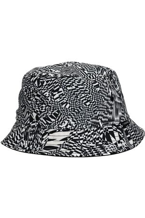 Nixon Undercover Bucket Hat black digi glitch