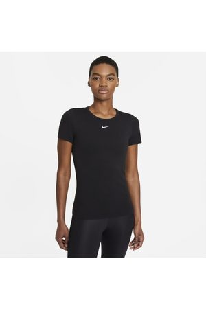Nike Kvinna Kortärmade - Kortärmad tröja Dri-FIT ADV Aura med slimmad passform för kvinnor